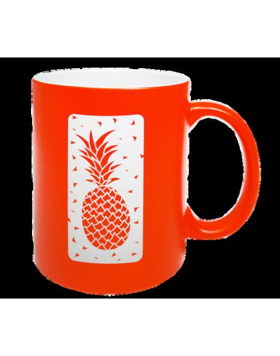 LOOPITA mug Ananas recto