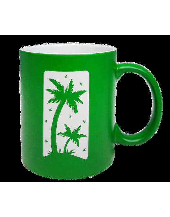 LOOPITA mug Palmiers recto