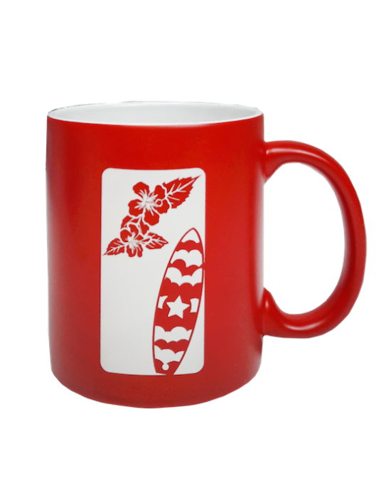 LOOPITA mug Surf recto