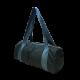 "LOOPITA Grand sac baluchon ""WE chez les Ostrogoths bleus"" profil"
