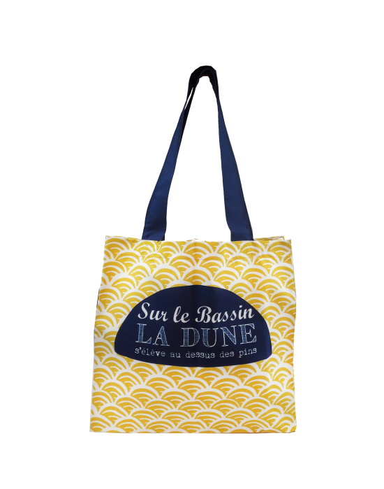 "Tote bag of my country ""La dune du pila"""
