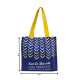 """Tote bag of my country """"Les oiseaux du bassin"""""""