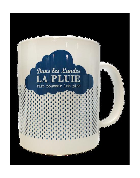 Le mug de mon pays - La pluie des landes