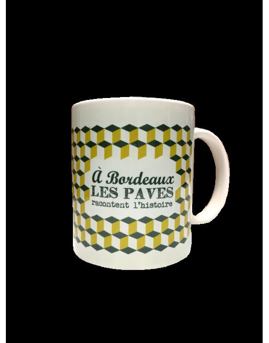 Les mugs de mon pays -Les pavés de Bordeaux