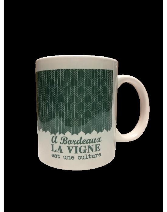 LOOPITA Les mugs de mon pays - La vigne de Bordeaux recto