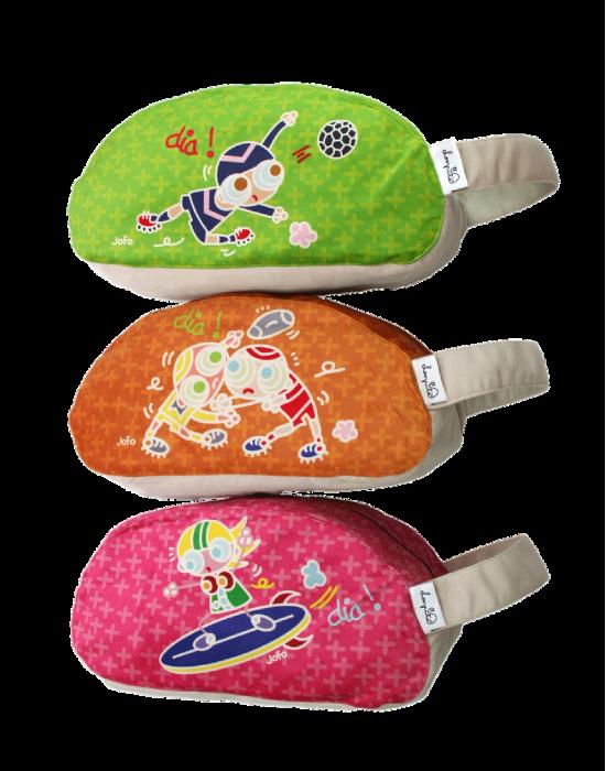 Loopita - sac à chaussures Jofo Fan de Rugby