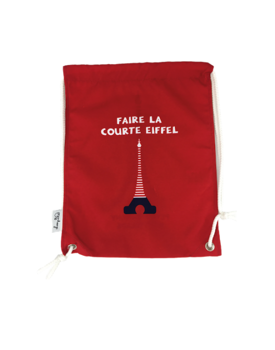 "The backpack: ""Courte EIFFEL"""