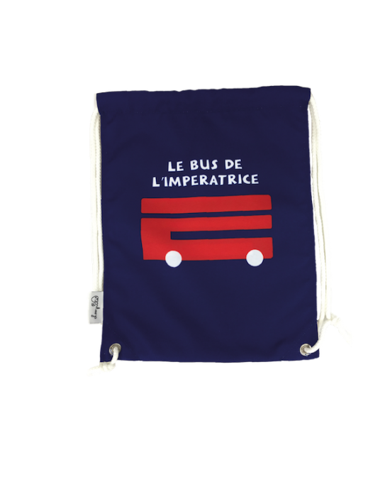 "The backpack: ""L'impératrice"""