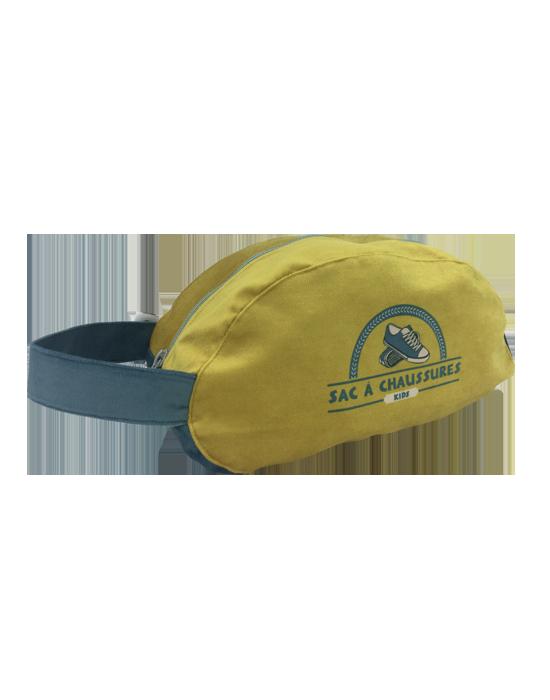 "The Shoe Bag for Kids : ""Yellow like Mustard"""