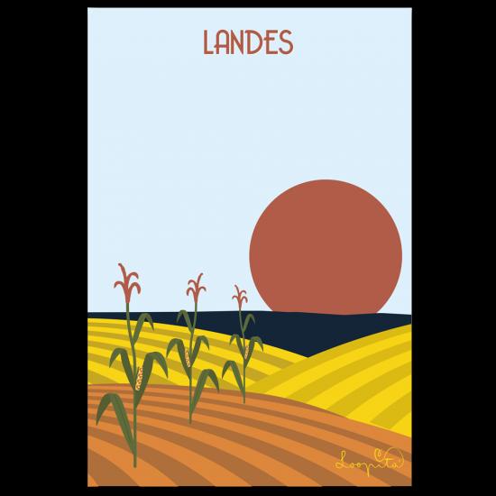 Le Maïs des Landes
