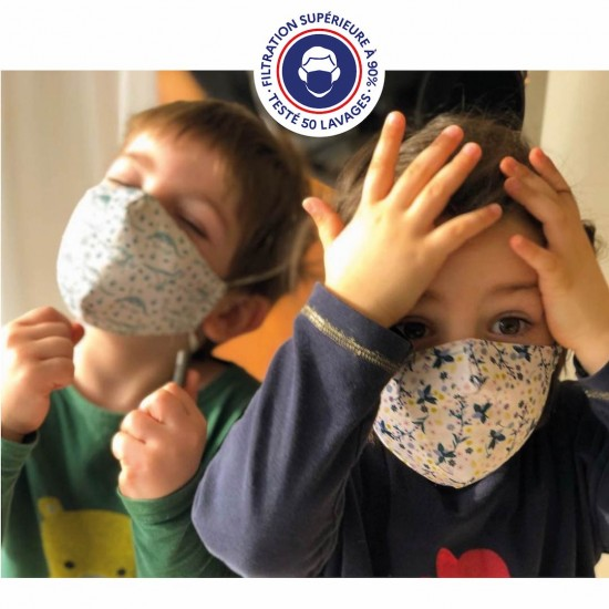 UNS 1 Masks - KIDS (4-8...