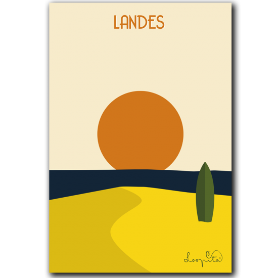The Dune of Landes