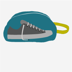 Kids Sacs à Chaussures