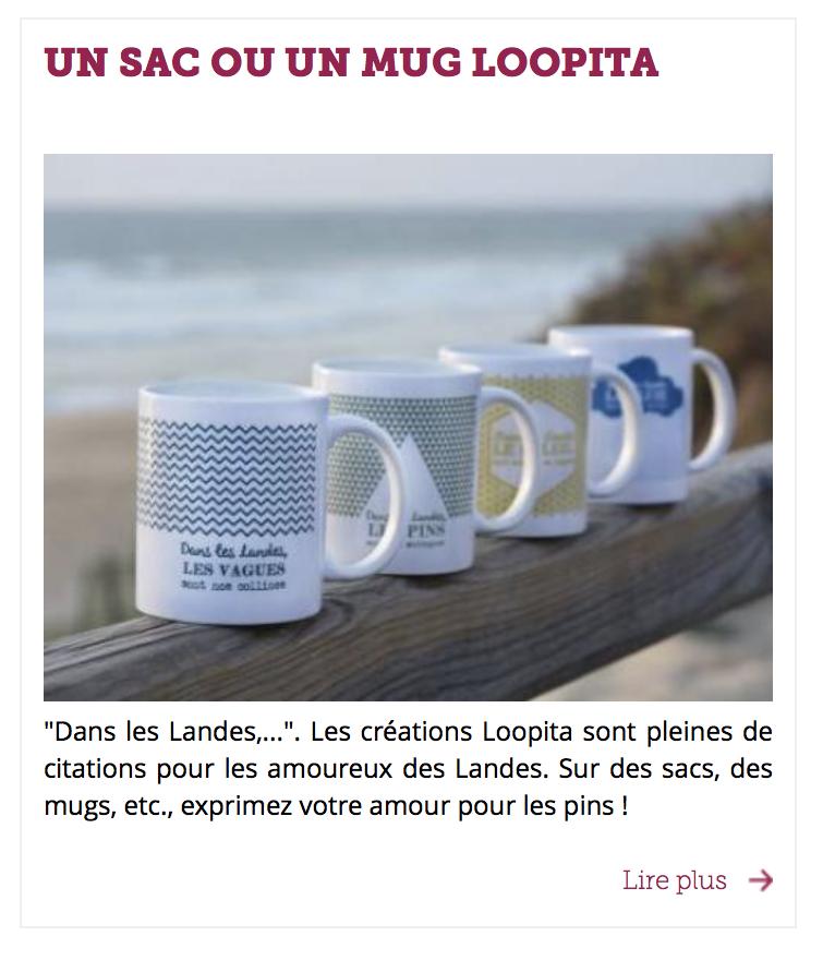 80ff59711caff Site internet du Comité Départemental du Tourisme des Landes - Décembre 2016